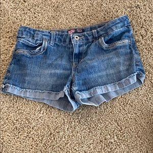 Levi's girls shorts